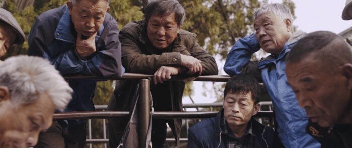 Plano del documental Watching the Giant, que rodamos como productora audiovisual de viajes