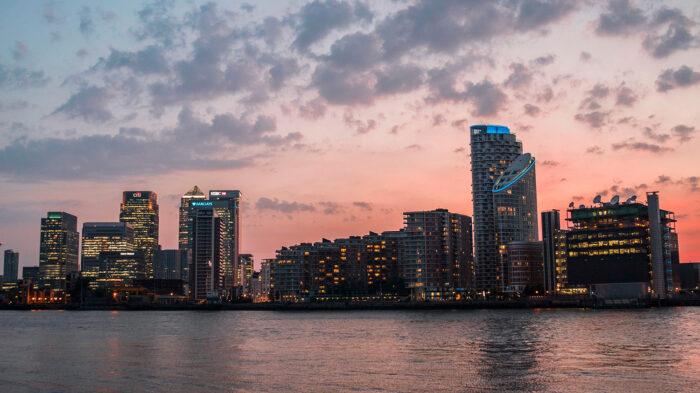 ciudad de Londres como fotografía de viajes