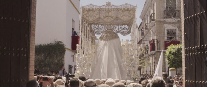 Semana Santa en el anuncio turismo andalucía - a thing of beauty